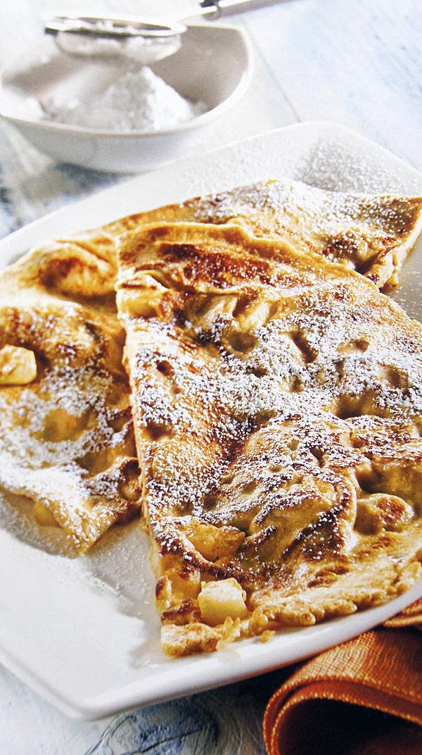 recipe apple pancake