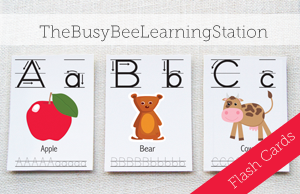 the busy bee learning station