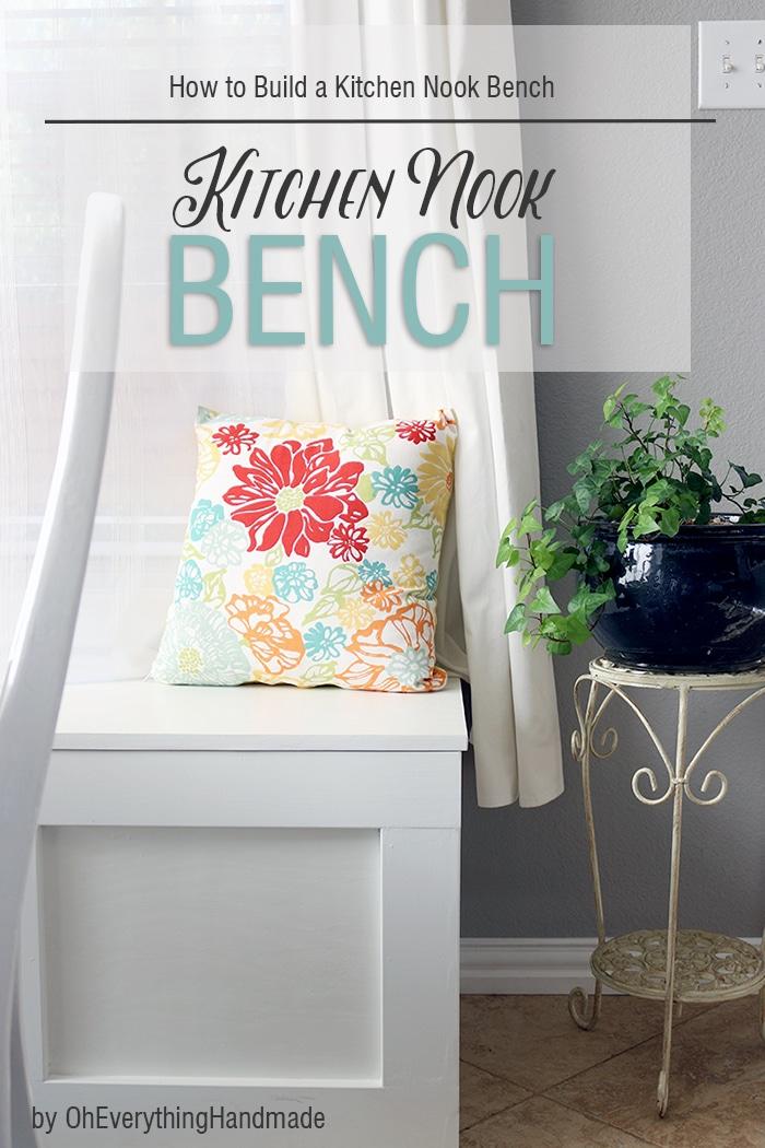 Kitchen Nook Bench