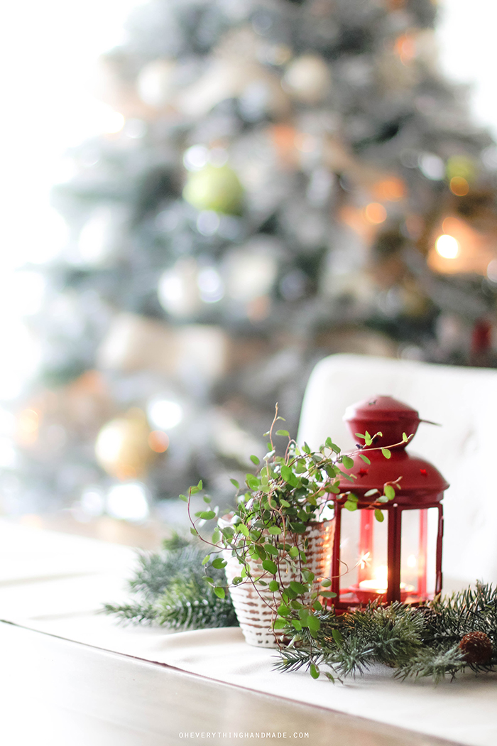 Christmas Tree & Home tour 2015-2