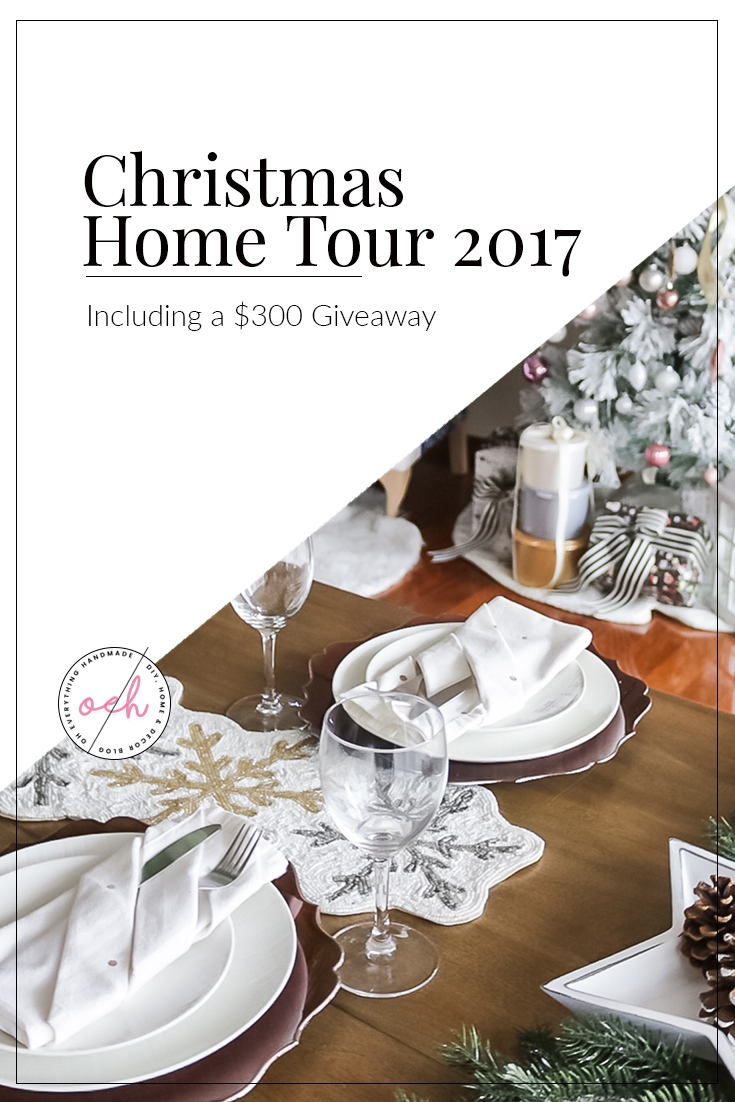 Christmas Home Tour 2017 - Featured