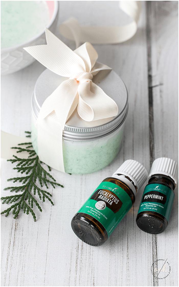 Epson Salt Body Scrub With Essential Oils-23