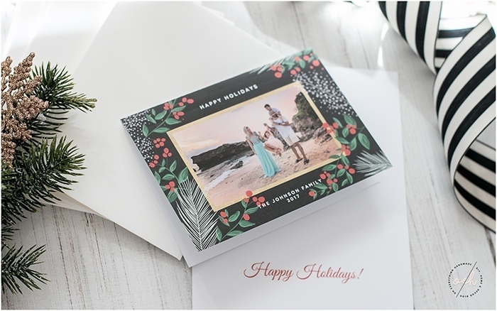 Free Customizable Christmas Cards & more-1