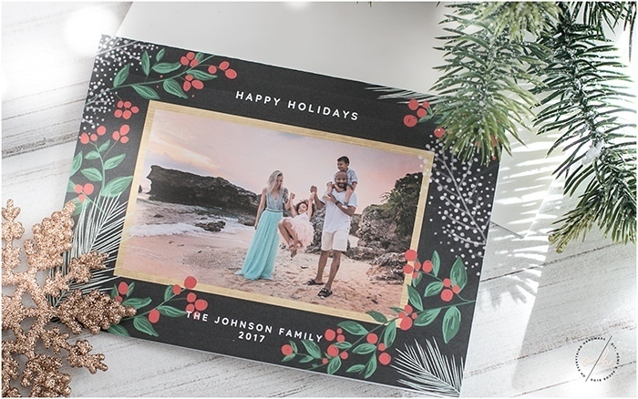 Free Customizable Christmas Cards & more-6