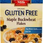 Arrowhead Mills Organic Maple Buckwheat Flakes Gluten Free