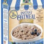 Bakery On Main Instant Oatmeal Gluten Free Blueberry Scone
