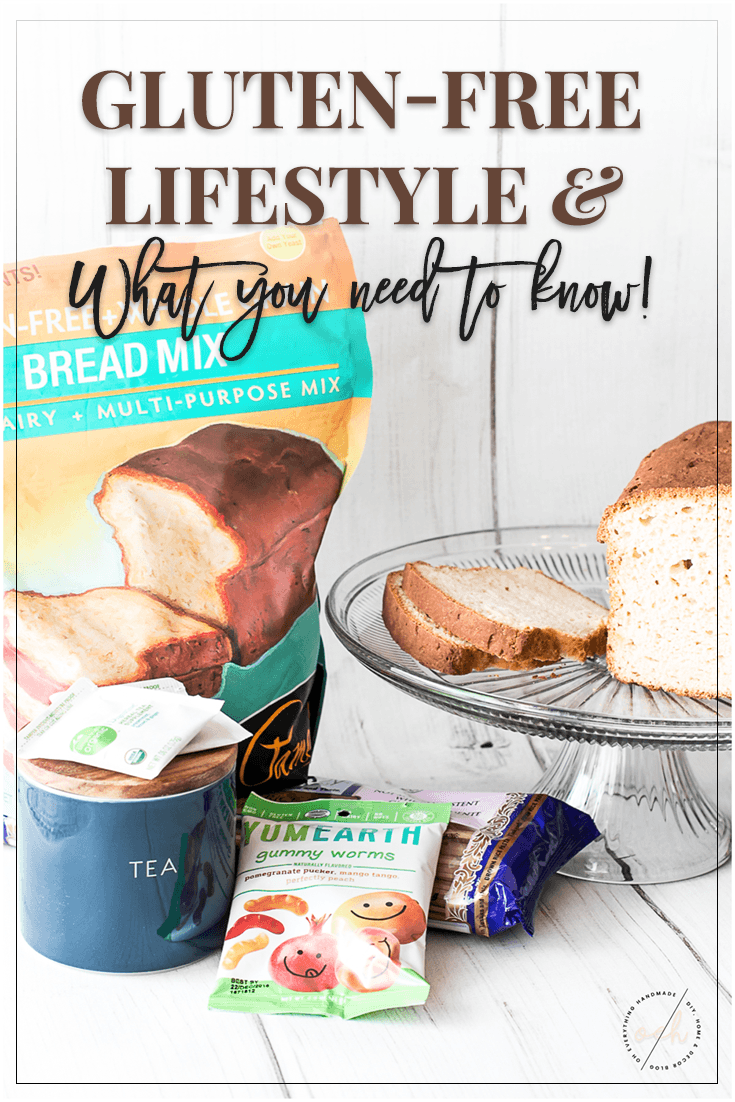 Gluten-Free lifestyle & What you need to know!