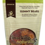 Vitacost Gummy Bears Made with Organic Fruit Juice - Gluten Free and Non-GMO